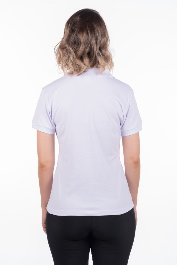 camisa-polo-para-empresa-biodegradavel-feminina-branca-costas
