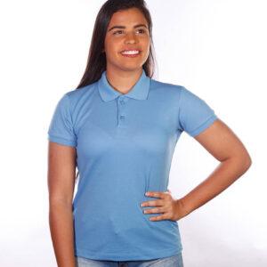 camisa-polo-para-empresa-classica-feminina-azul-celeste-detalhe