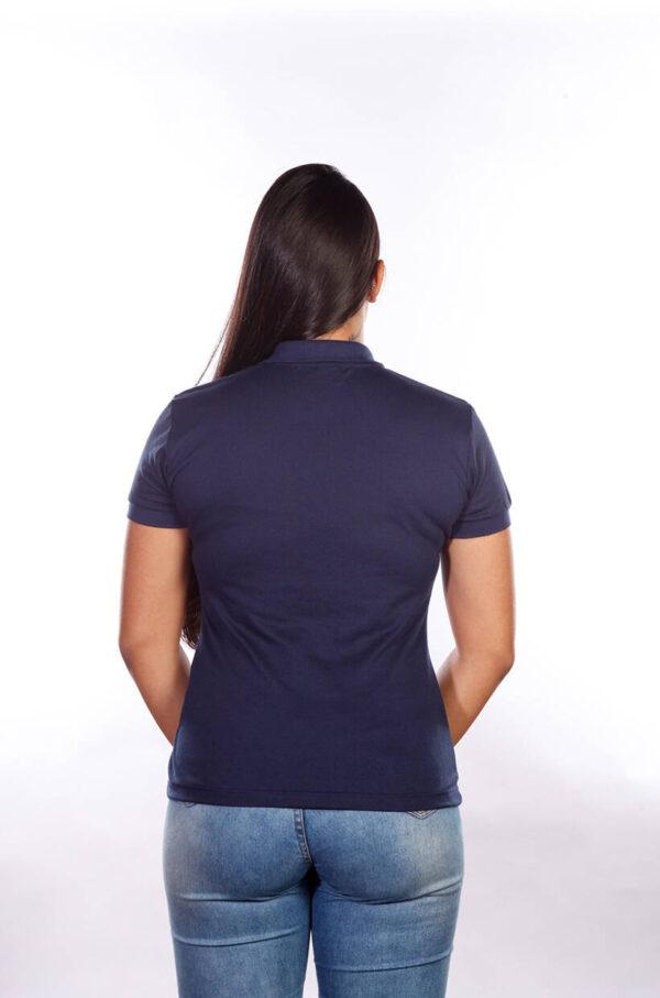 camisa-polo-para-empresa-classica-feminina-azul-marinho-costas