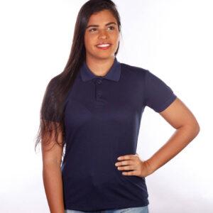 camisa-polo-para-empresa-classica-feminina-azul-marinho-detalhe