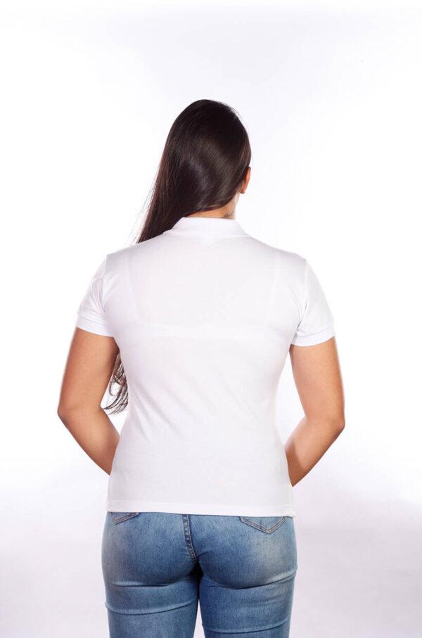 camisa-polo-para-empresa-classica-feminina-branca-costas