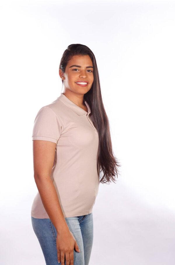 camisa-polo-para-empresa-classica-feminina-caqui-lado-2