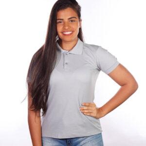 camisa-polo-para-empresa-classica-feminina-cinza-frente