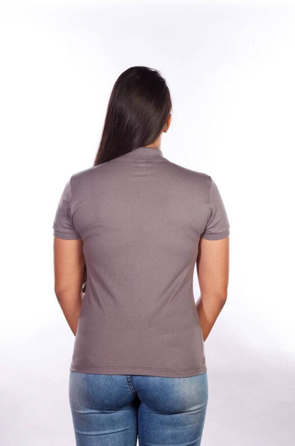 camisa-polo-para-empresa-classica-feminina-grafite-costas