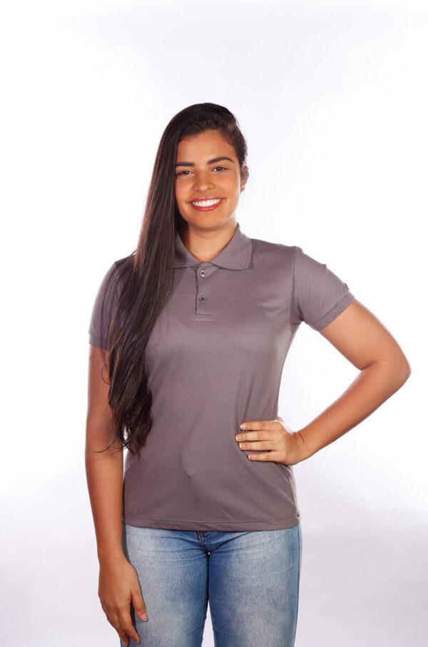 camisa-polo-para-empresa-classica-feminina-grafite-frente