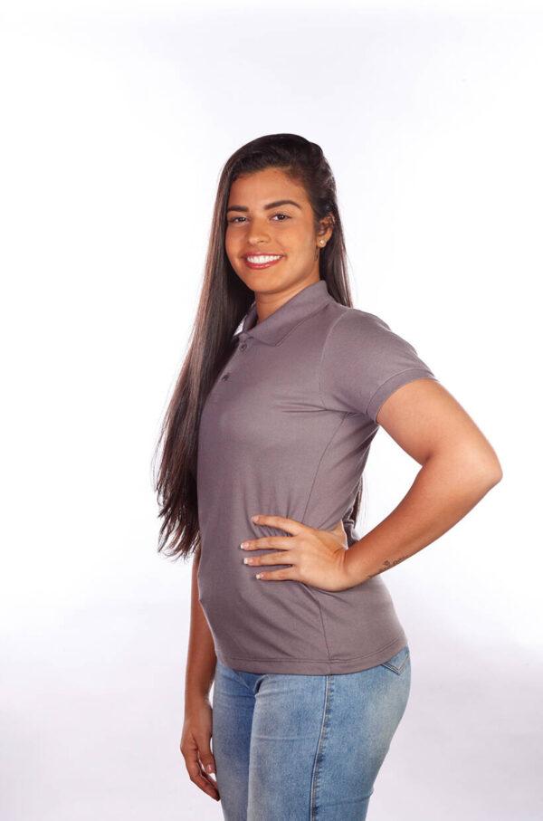 camisa-polo-para-empresa-classica-feminina-grafite-lado