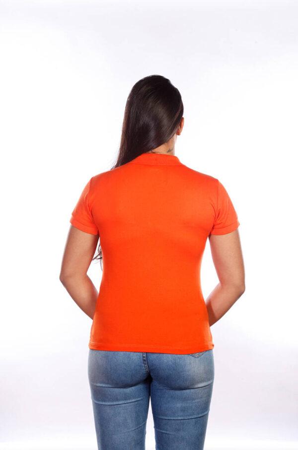 camisas-polo-para-empresa-classica-feminina-laranja-costas