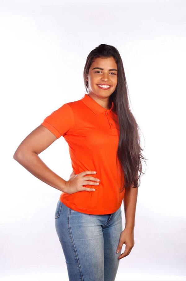 camisas-polo-para-empresa-classica-feminina-laranja-lado-2