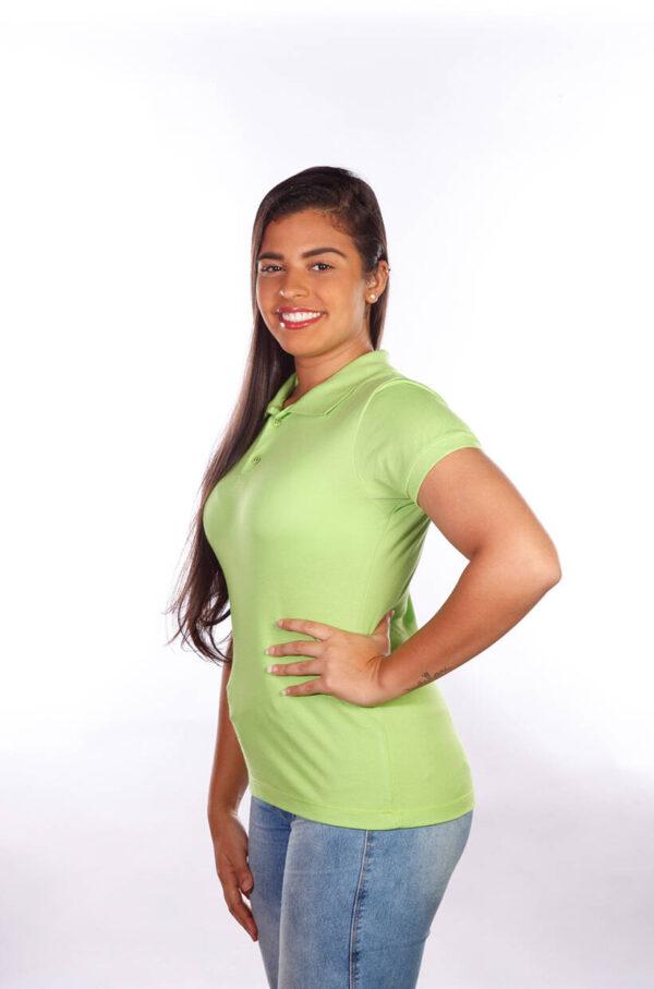 camisa-polo-para-empresa-classica-feminina-verde-limão-lado-2