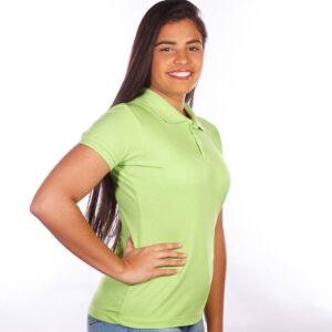camisa-polo-para-empresa-classica-feminina-verde-limao-lado