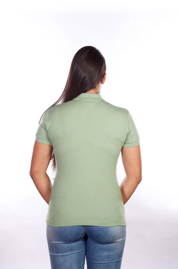 camisa-polo-para-empresa-classica-feminina-verde-oasis-costas