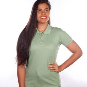 camisa-polo-para-empresa-classica-feminina-verde-oasis-detalhe
