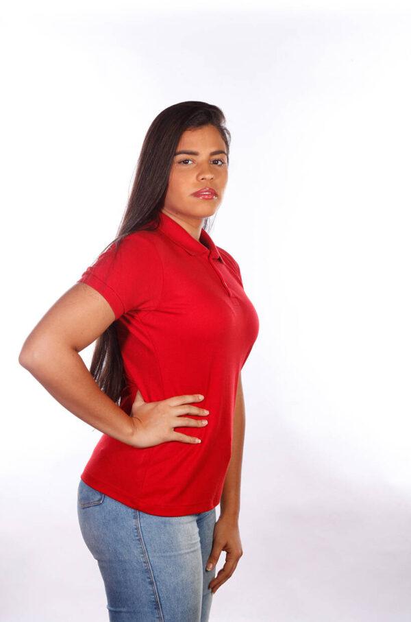 camisa-polo-para-empresa-classica-feminina-vermelha-lado-2