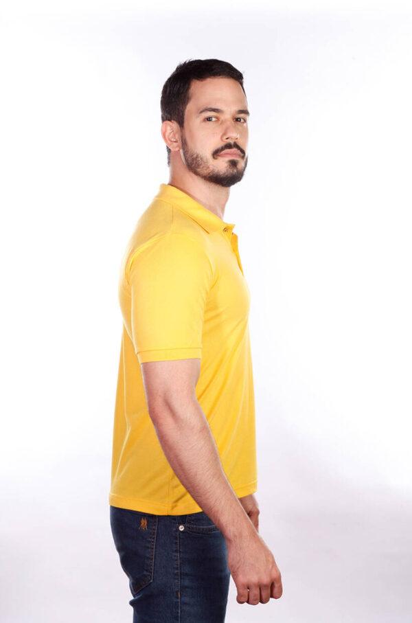 camisa-polo-para-empresa-classica-masculina-amarela-lado