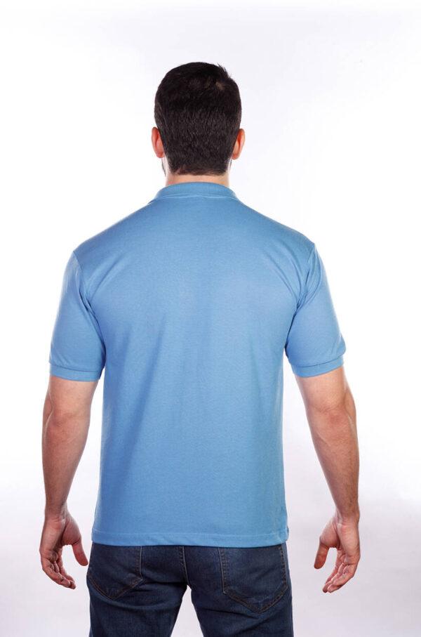 camisa-polo-para-empresa-classica-masculina-azul-celeste-costas