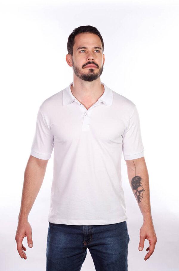 camisa-polo-para-empresa-classica-masculina-branca-detalhe