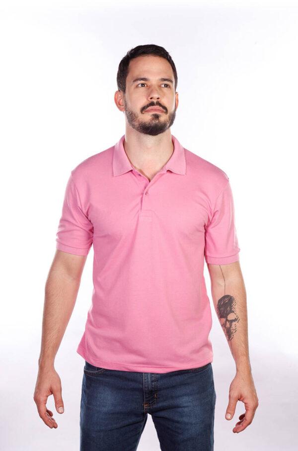 camisa-polo-para-empresa-classica-masculina-chiclete-detalhe