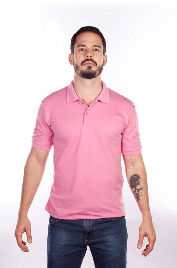 camisa-polo-para-empresa-classica-masculina-chiclete-frente