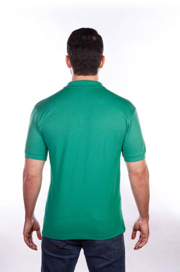 camisa-polo-para-empresa-classica-masculina-verde-bandeira-costas