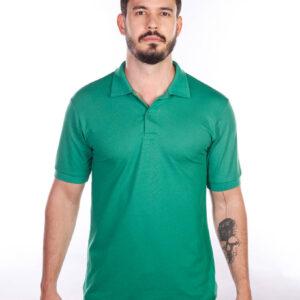 camisa-polo-para-empresa-classica-masculina-verde-bandeira-frente