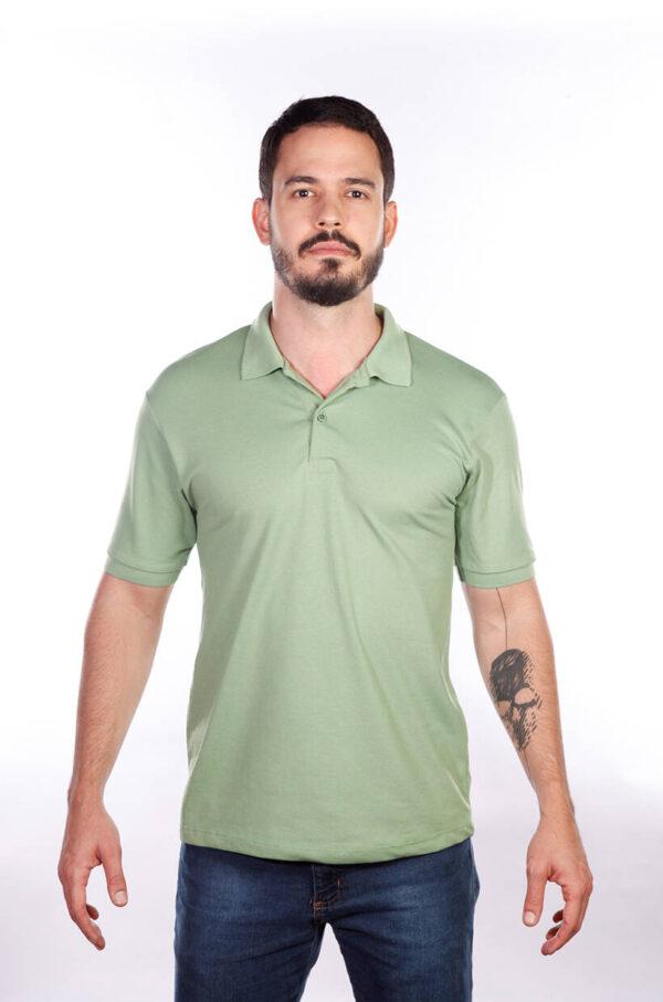 camisa-polo-para-empresa-classica-masculina-verde-oasis-frente