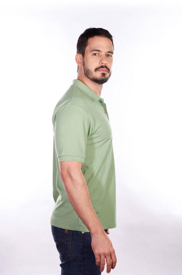 camisa-polo-para-empresa-classica-masculina-verde-oasis-lado