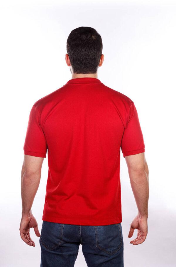 camisa-polo-para-empresa-classica-masculina-vermelha-costas