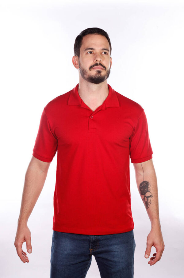 camsia-polo-para-empresa-classica-masculina-vermelha-detalhe