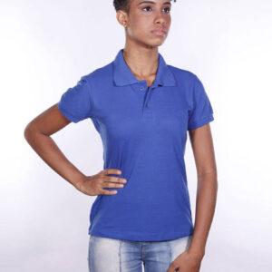 camisa-polo-para-empresa-feminina-azul-royal-detalhe