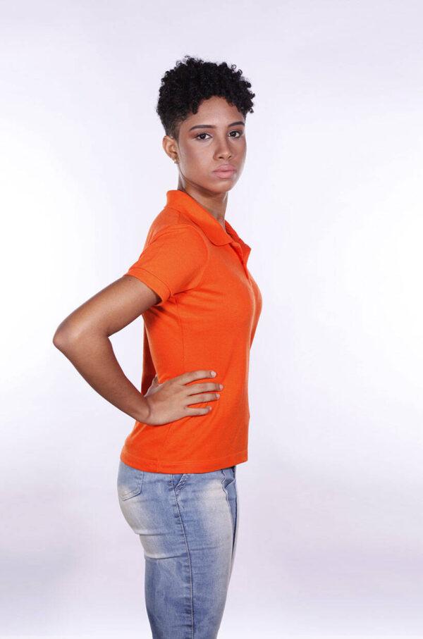 camisa-polo-para-empresa-ecoline-feminina-laranja-lado-2