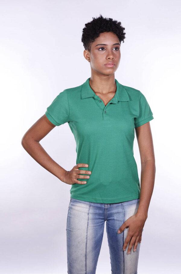 camisa-polo-para-empresa-ecoline-feminina-verde-bandeira-detalhe