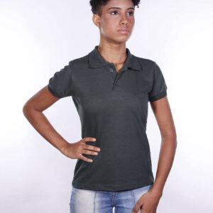 camisa-polo-para-empresa-ecoline-feminina-verde-musgo-detalhe