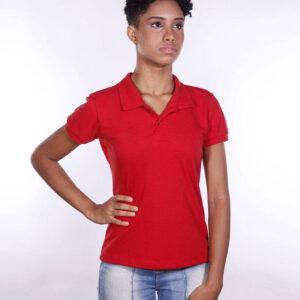 camisa-polo-para-empresa-ecoline-feminina-vermelha-detalhe