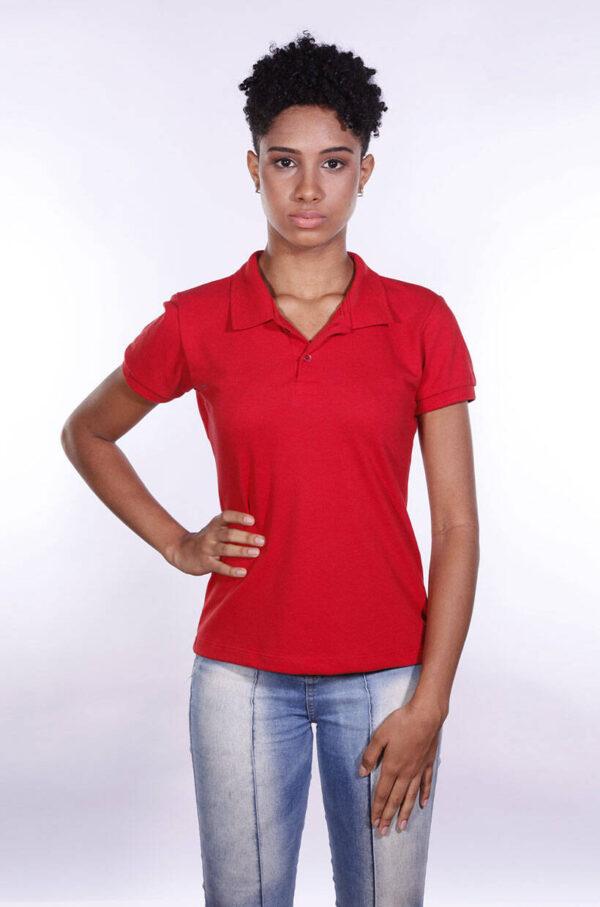 camisa-polo-para-empresa-ecoline-feminina-vermelha-frente