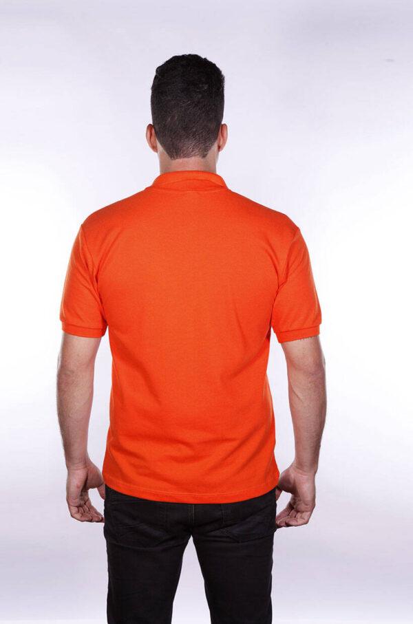 camisa-polo-para-empresa-ecoline-masculina-laranja-costas