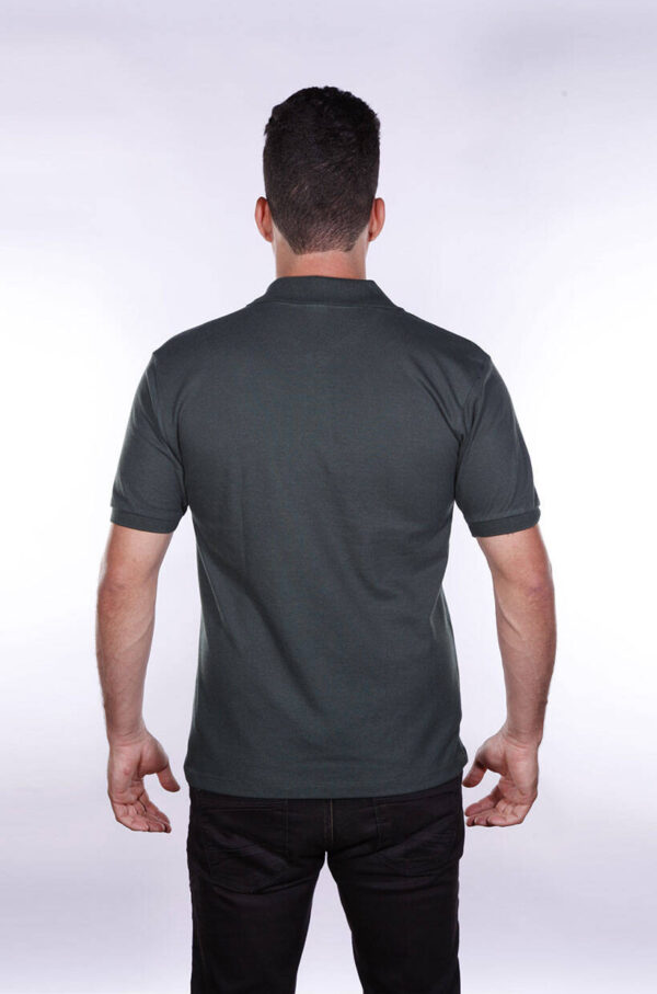 camisa-polo-para-empresa-ecoline-masculina-verde-musgo-costas