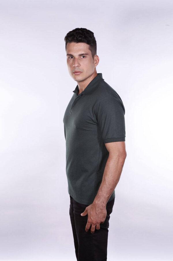camisa-polo-para-empresa-ecoline-masculina-verde-musgo-lado