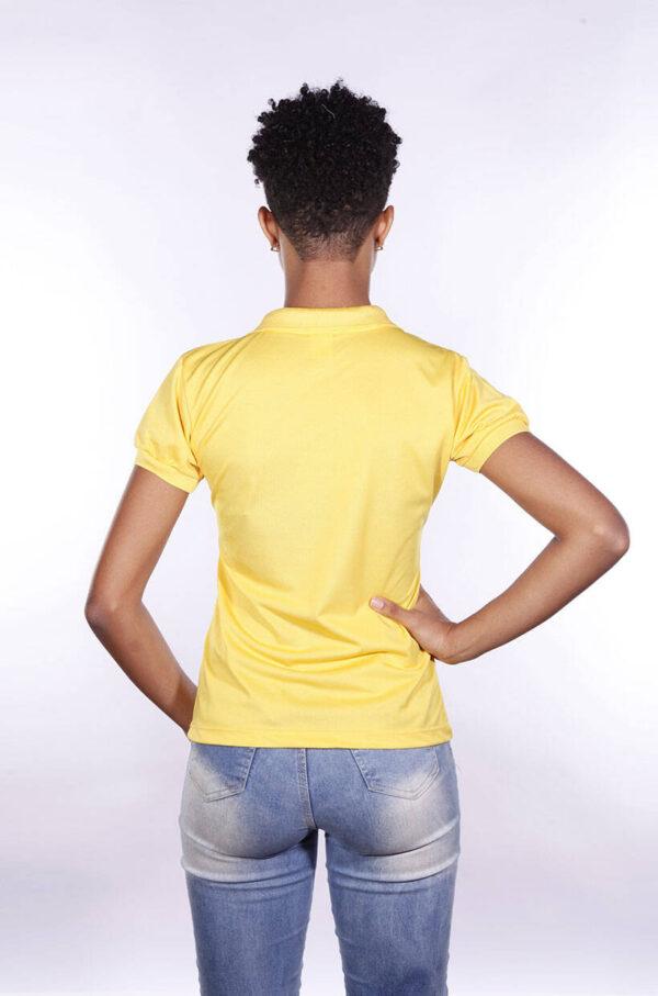 camisa-polo-para-empresa-poliester-feminina-amarela-costas