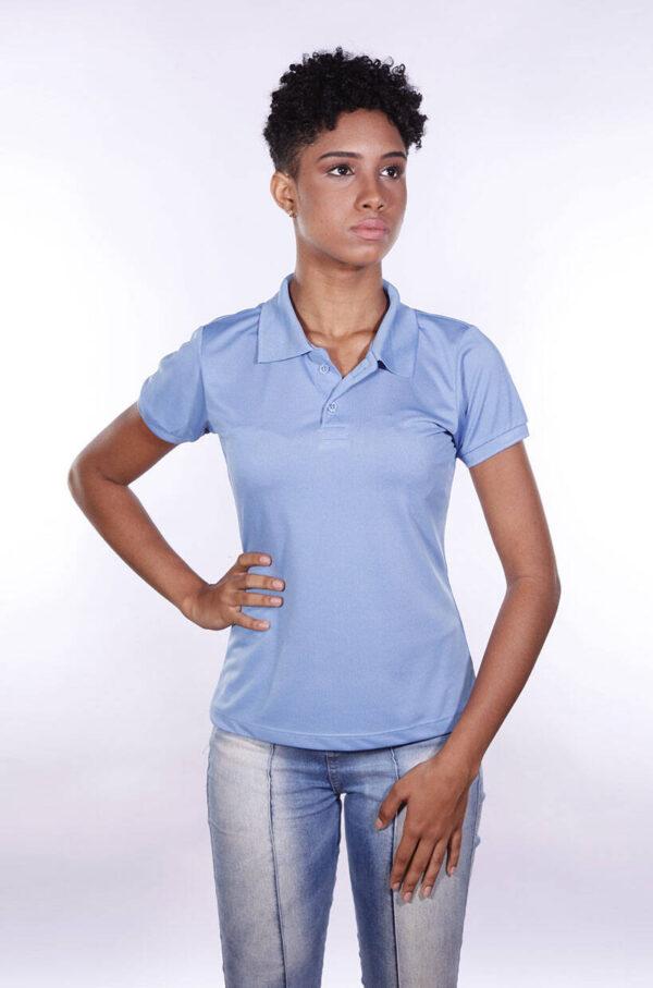 camisa-polo-para-empresa-poliester-feminina-azul-celeste-detalhe