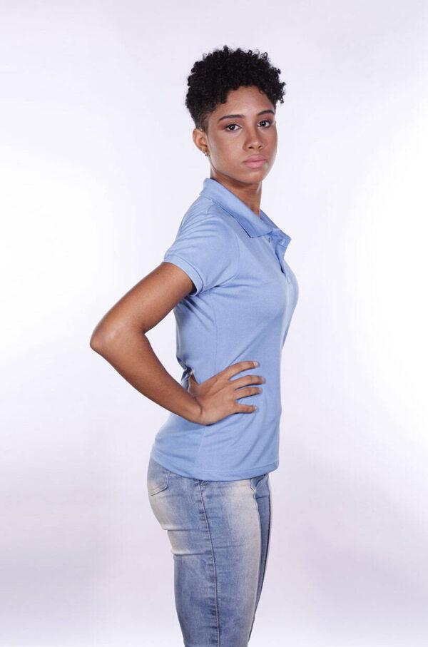 camisa-polo-para-empresa-poliester-feminina-azul-celeste-lado-2