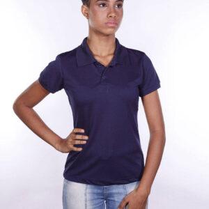 camisa-polo-para-empresa-poliester-feminina-azul-marinho-detalhe