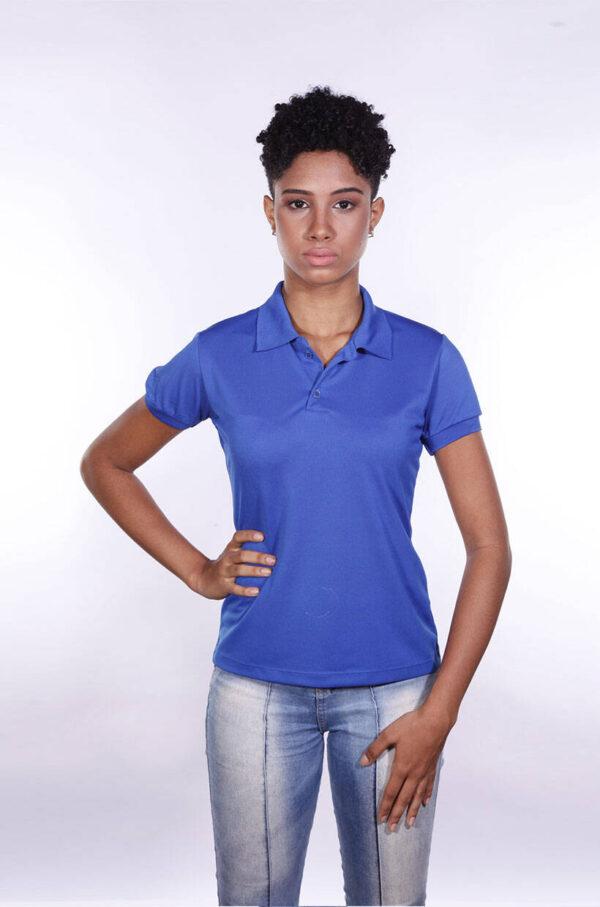camisa-polo-para-empresa-poliester-feminina-azul-royal-frente