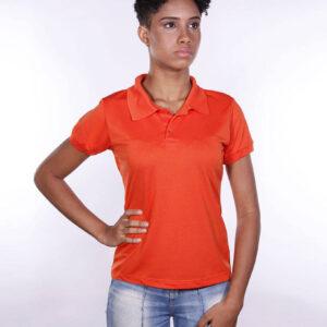 camisas-polo-para-empresa-poliester-feminina-laranja-detalhe