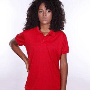 camisa-polo-para-empresa-poliester-feminina-vermelha-frente