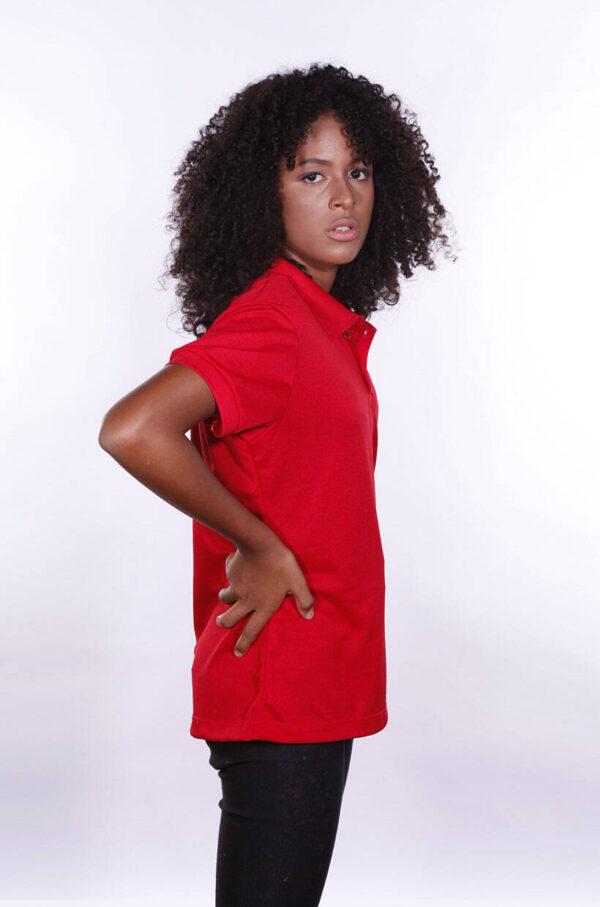 camisa-polo-para-empresa-poliester-feminina-vermelha-lado-2