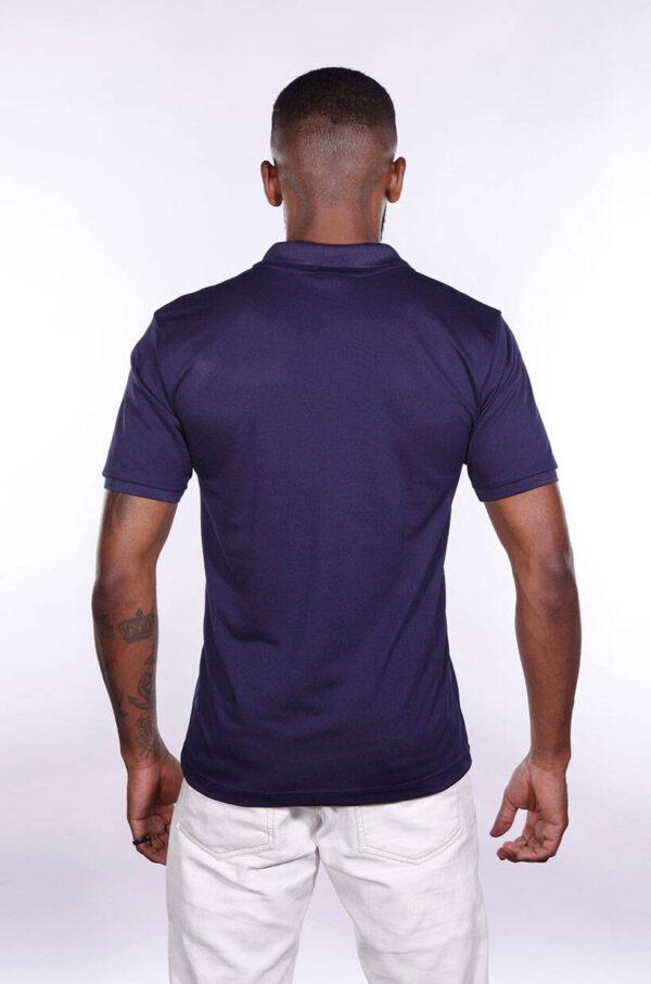 camisa-polo-para-empresa-poliester-masculina-azul-marinho-costas