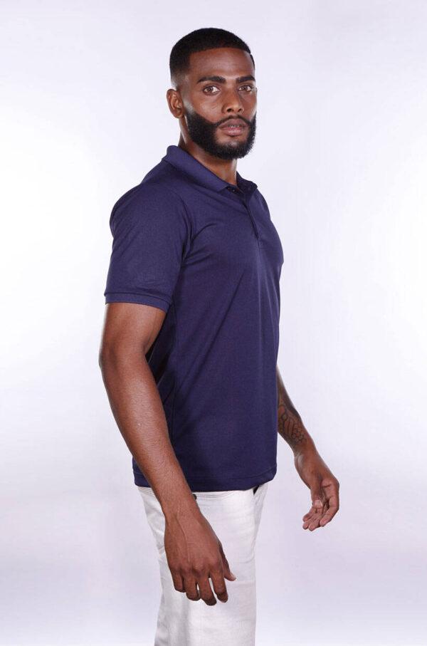 camisa-polo-para-empresa-poliester-masculina-azul-marinho-lado