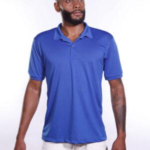 camisa-polo-para-empresa-poliester-masculina-azul-royal-detalhe