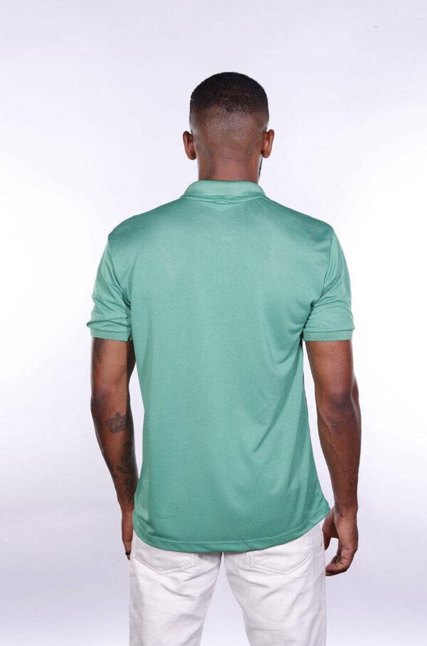 camisa-polo-para-empresa-poliester-masculina-verde-bandeira-costas