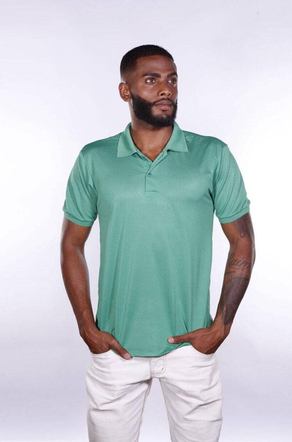 camisa-polo-para-empresa-poliester-masculina-verde-bandeira-detalhe